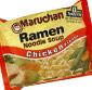Picture of Maruchan Ramen Noodle Soup or Nissin Top Ramen