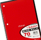Picture of Top Flight Spiral Notebook