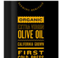 Picture of Burroughs Family Farms Organic Extra Virgin Olive Oil