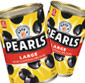 Picture of Black Pearls Jumbo Olives