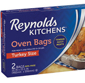Picture of Reynolds Kitchens Oven Bags Turkey Size