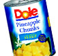 Picture of Dole Pineapple