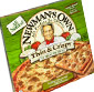 Picture of Newman's Own Thin Crust Pizza