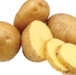 Picture of Fresh Crisp Yukon Gold Potatoes