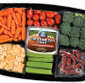 Picture of Eat Smart Veggie Blend Tray With Dip