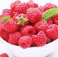 Picture of Juicy Red Raspberries