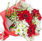 Picture of Sweetheart Floral Bouquet