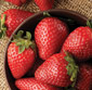 Picture of Red Ripe Florida Strawberries
