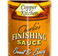 Picture of Copper Kitchen Charlie's Sweet & Spicy Finishing Sauce
