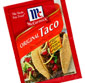 Picture of McCormick Taco Seasoning