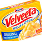 Picture of Kraft or Velveeta Deluxe Macaroni & Cheese