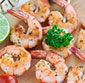 Picture of Cooked & Peeled Tail-On Shrimp