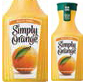 Picture of Simply Orange, Apple or Cranberry Drink