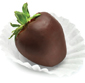 Picture of Single Chocolate Covered Strawberry