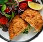 Picture of Stuffed & Breaded Chicken Tuscany