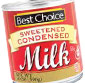 Picture of Best Choice Sweetened Condensed Milk