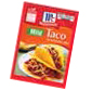 Picture of McCormick Seasoning Mix