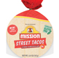 Picture of Mission Corn or Flour Street Tacos