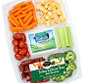 Picture of Taylor Farms Vegetable Tray with Turkey & Cheese