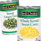 Picture of Best Choice Canned Vegetables