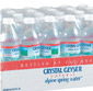 Picture of Crystal Geyser Water