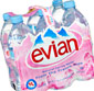 Picture of Evian Natural Spring Water