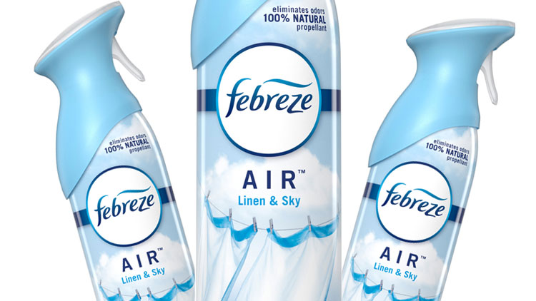 Picture of Febreze Air Freshener Spray