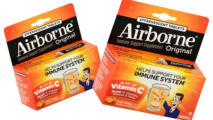 Picture of Airborne Immune Support Supplement
