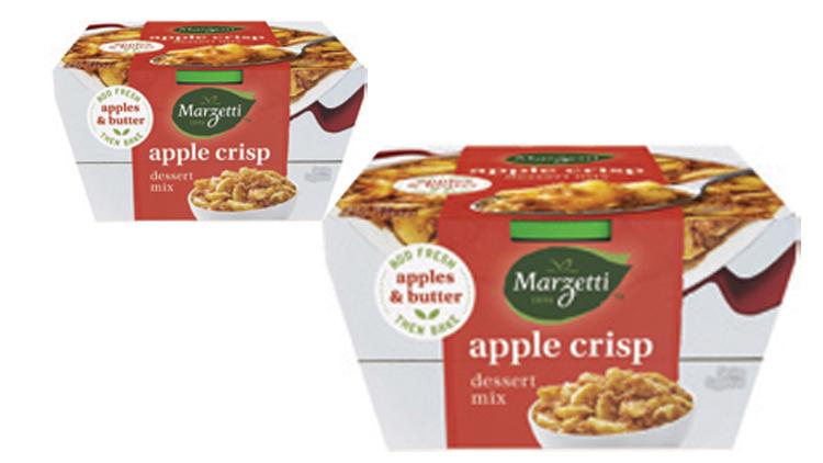 Picture of Marzetti Apple Crisp Dessert Mix