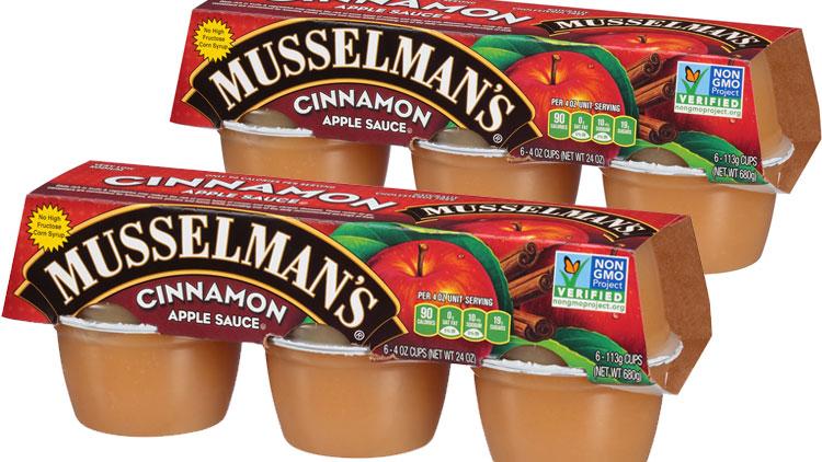 Picture of Musselman's Apple Sauce