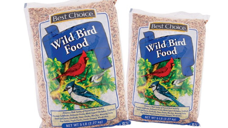 Picture of Best Choice Wild Bird Food