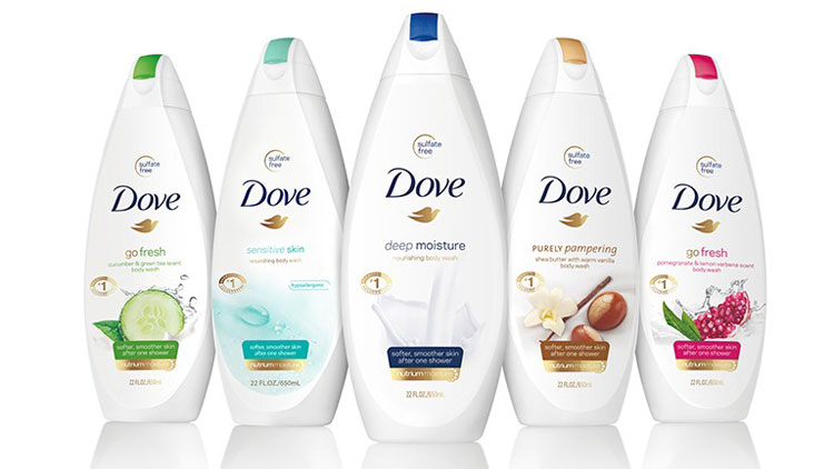 Picture of Dove Body Wash