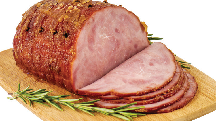 Picture of Hormel Cure 81 Boneless Ham