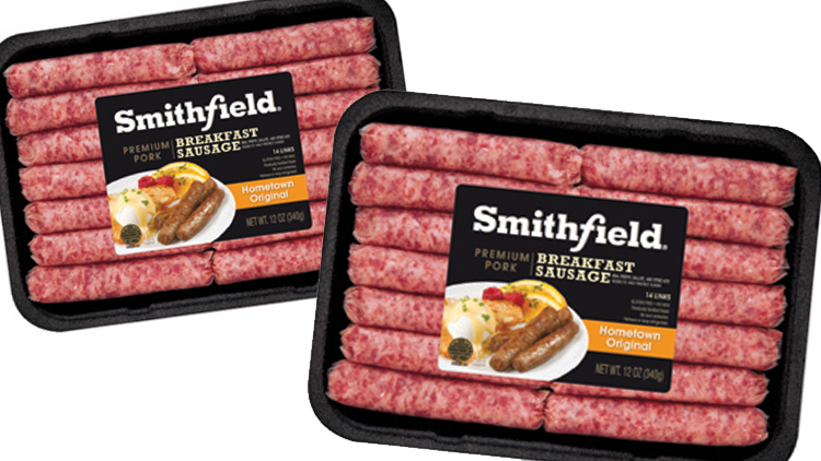Picture of Smithfield Breakfast Sausage