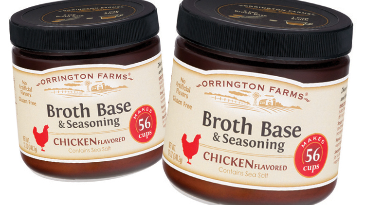 Picture of Orrington Farms Broth Base & Seasoning