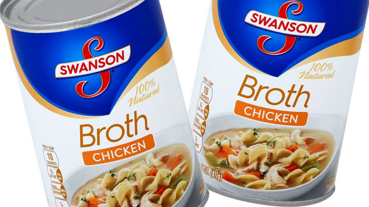 Picture of Swanson Broth