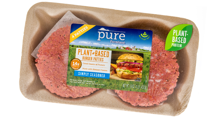 Picture of Pure Farmland Plant-Based Protein Products