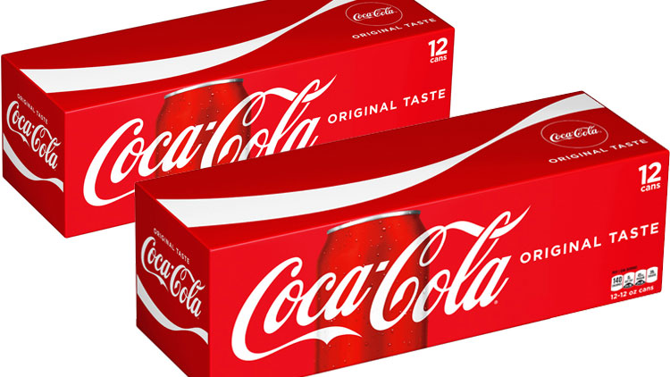 Picture of Coca-Cola Products