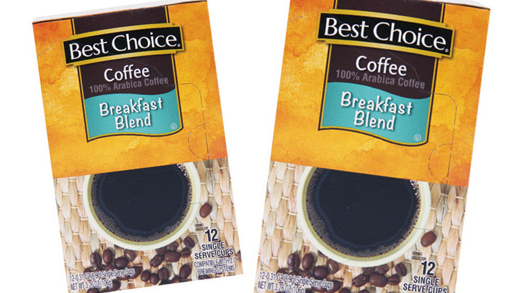 Picture of Best Choice Coffee