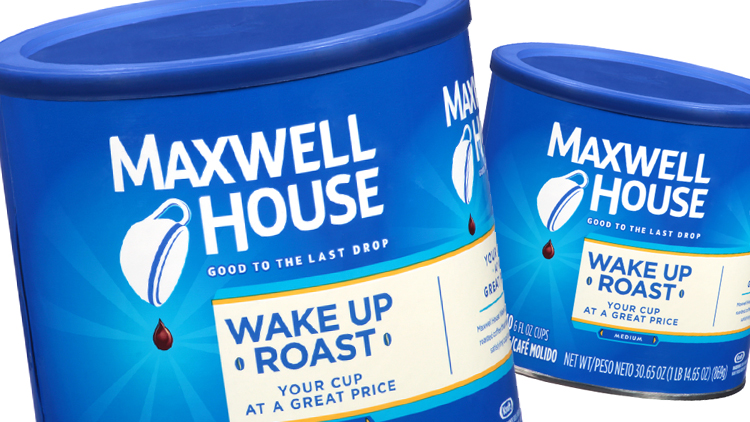 Picture of Maxwell House Wake Up Roast Coffee