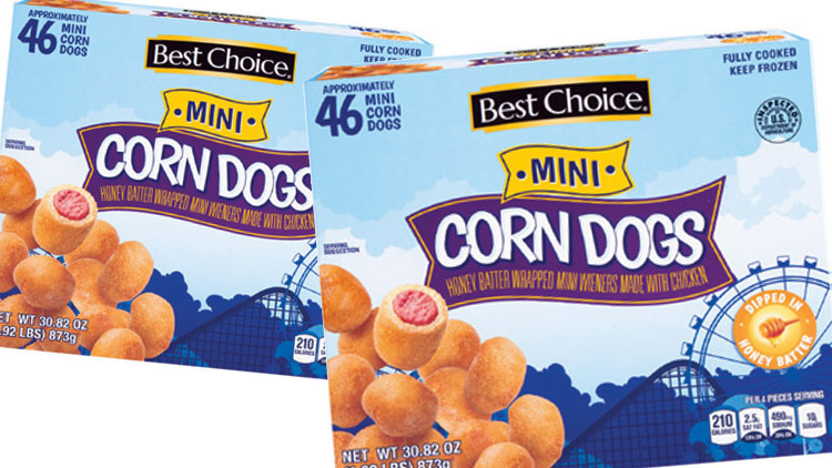 Picture of Best Choice Corn Dogs