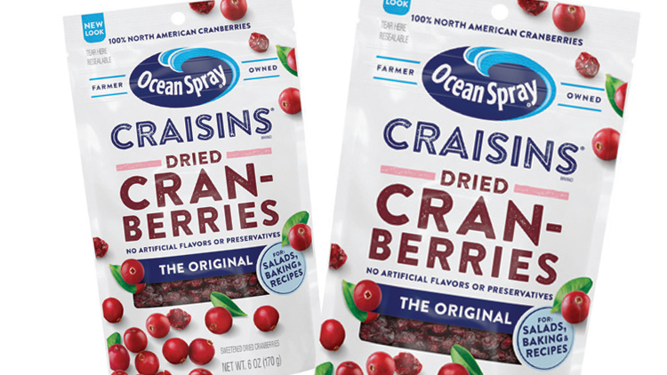Picture of Ocean Spray Craisins Dried Cranberries