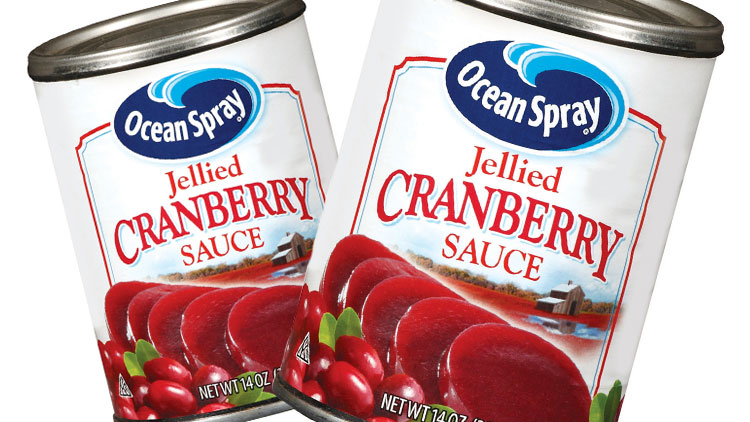 Picture of Ocean Spray Cranberry Sauce