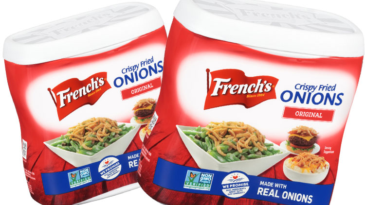 Picture of French's Crispy Fried Onions