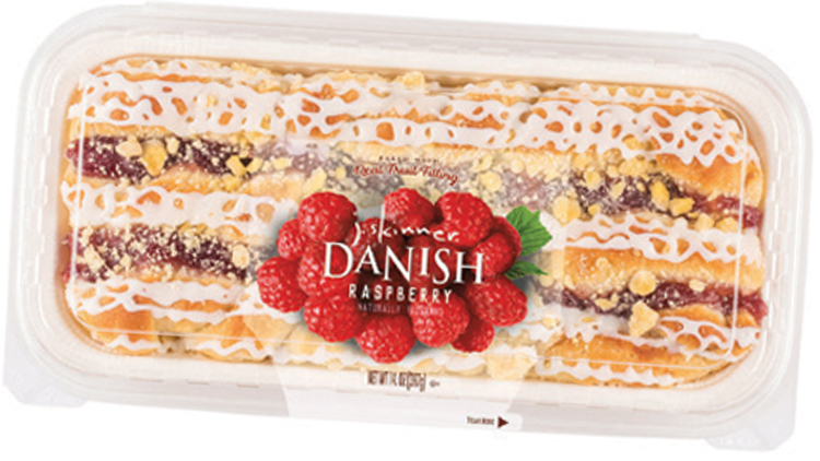 Picture of J. Skinner Danish Strip Coffee Cake