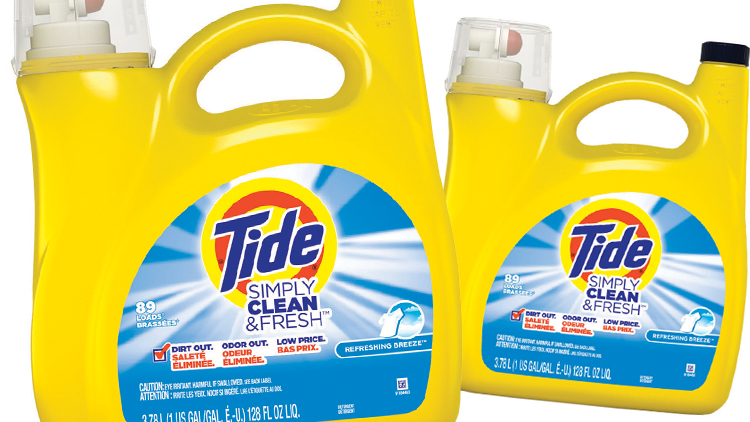 Picture of Tide Simply Laundry Detergent