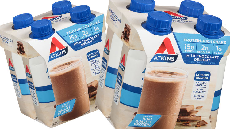 Picture of Atkins Snack, Treat or Shake