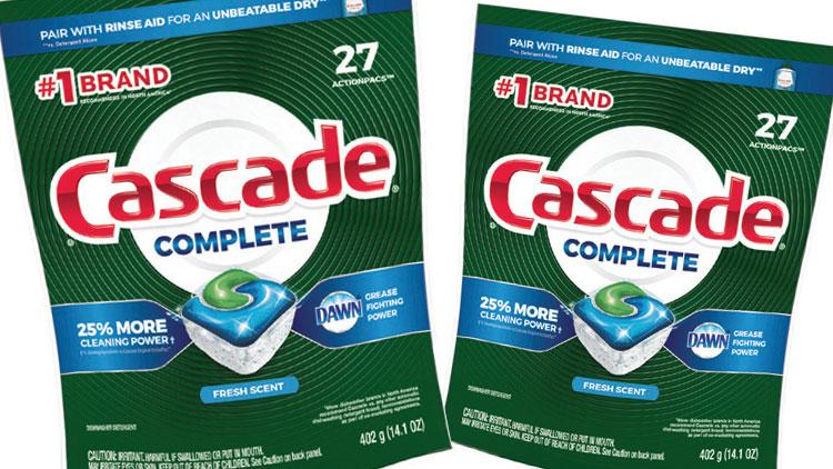 Picture of Cascade Auto Dishwasher Detergent