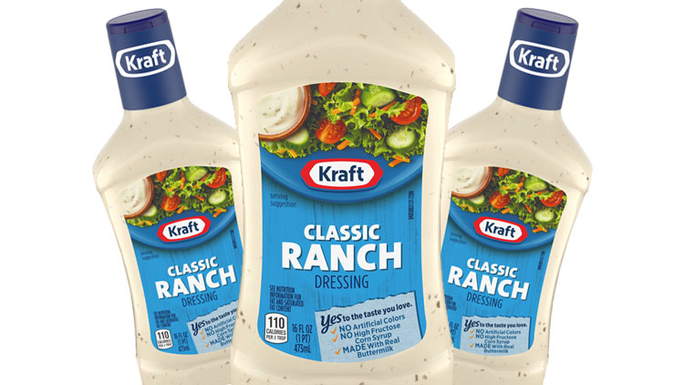 Picture of Kraft Salad Dressing