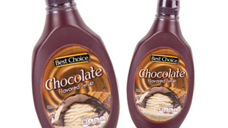 Picture of Best Choice Flavored Syrup